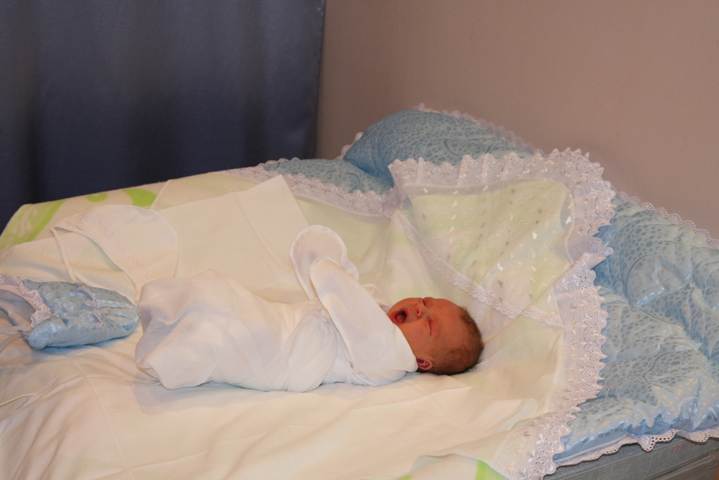 В чем одевают новорожденного при выписке